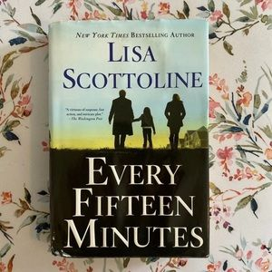Hardcover Every Fifteen Minutes by Lisa Scottoline